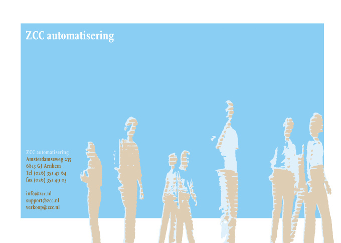 ZCC Automatisering Website 2002