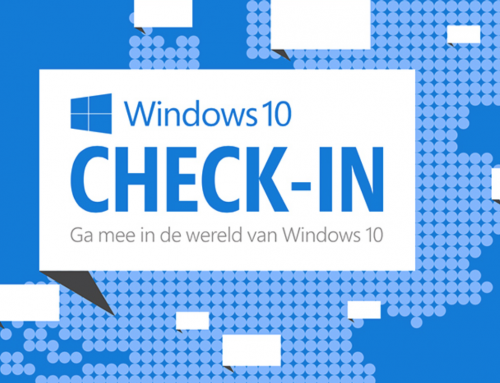 Windows 10 Check in Partner